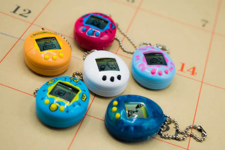 tamagotchi remastered