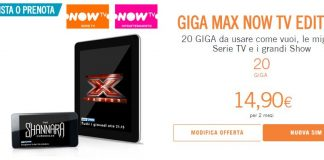 Wind Giga Max Now Tv Edition