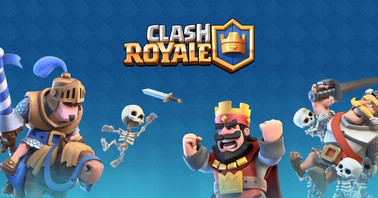 Clash Royale Modalità Touchdown