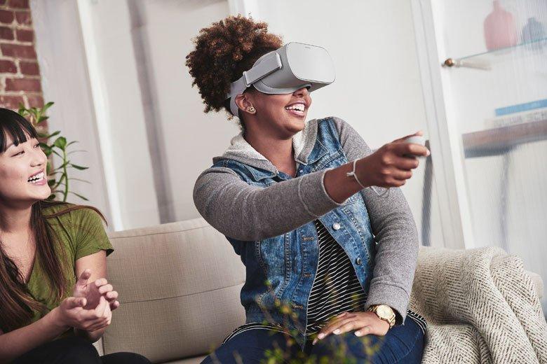 Facebook Oculus GO VR查看器