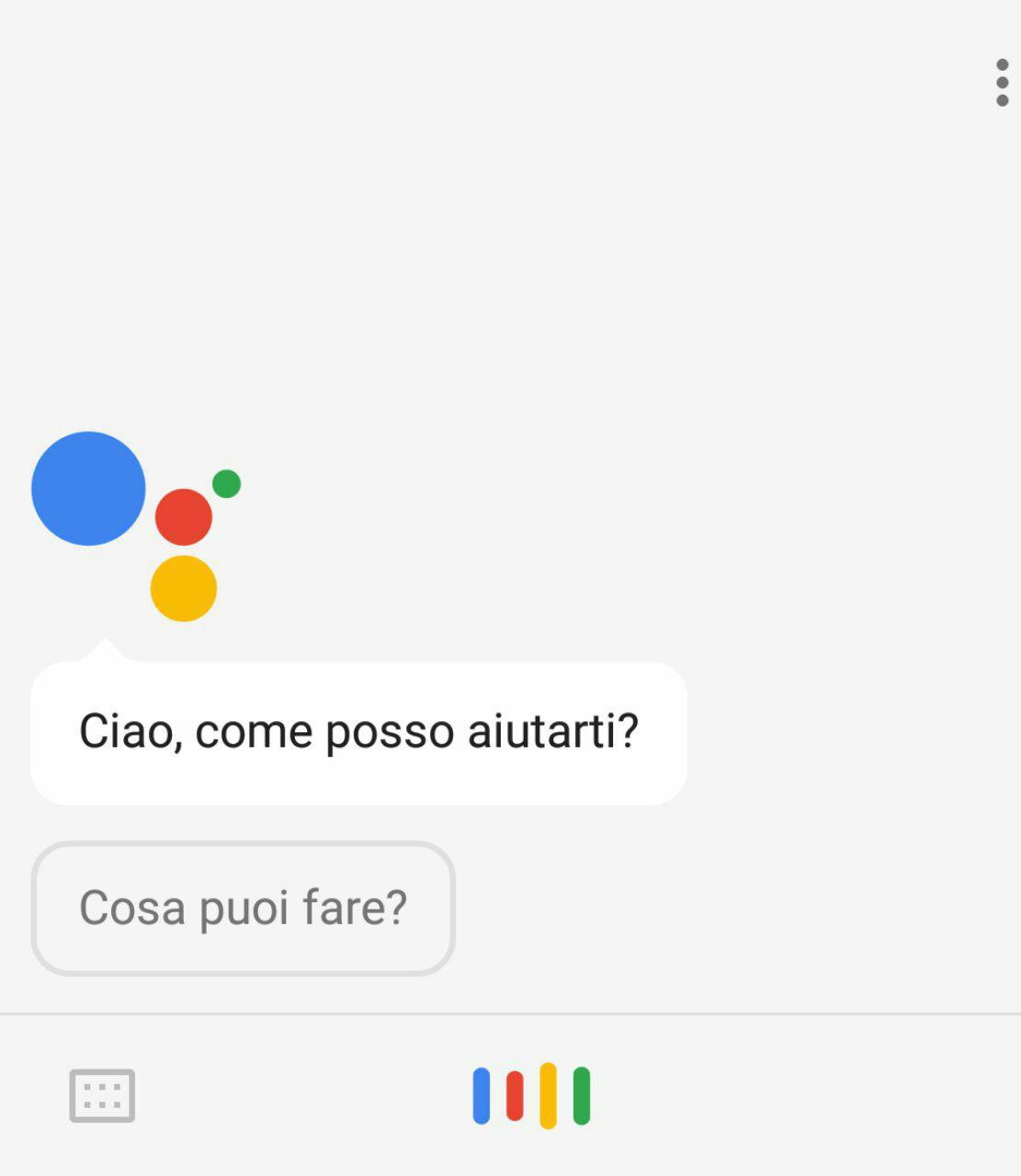 Google assistant arriva in italia ecco cosa puoi fare gizblog for Google assistant italia