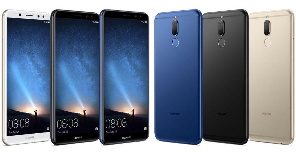 El mejor teléfono inteligente entre el 200 y el 350 euro - Huawei Mate 10 lite