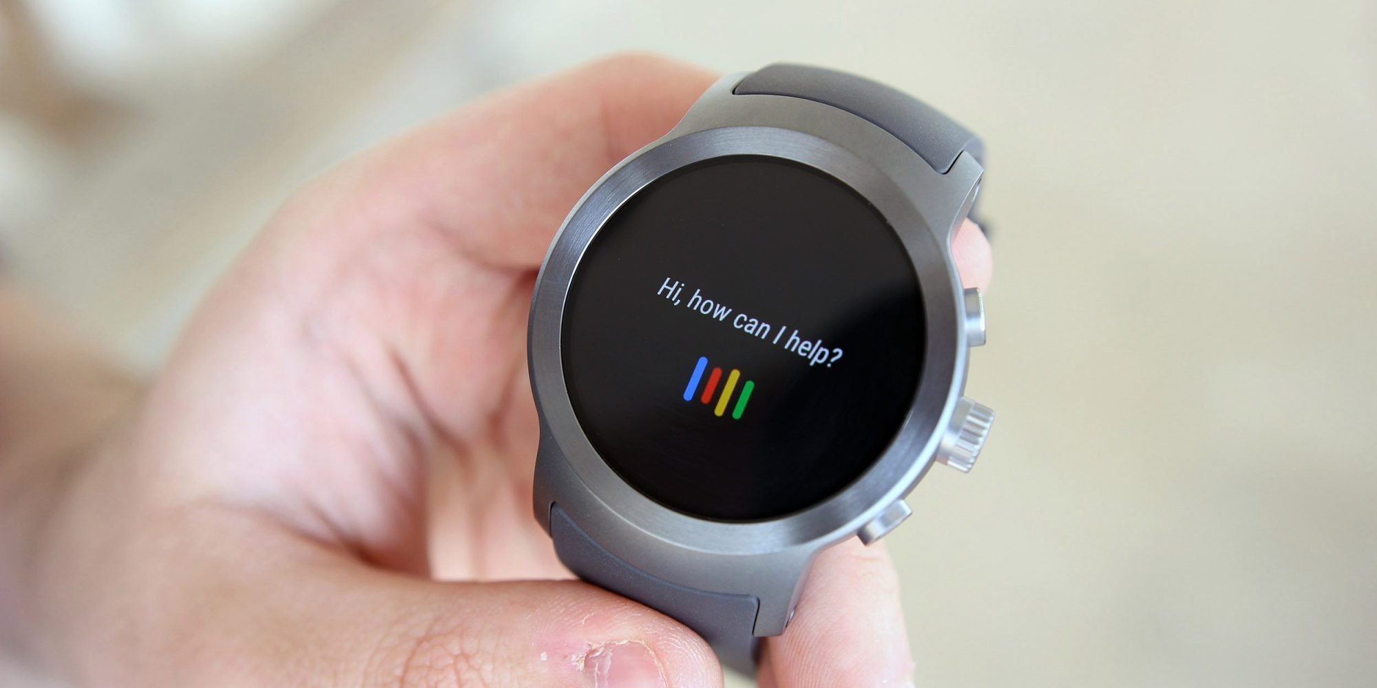 LG Sport Watch Android Wear Android 8.0 Oreo