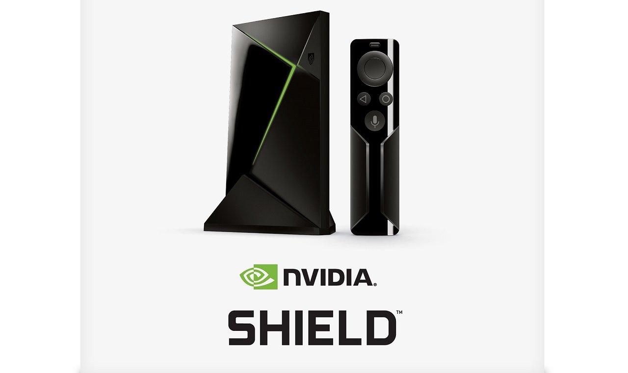 NVIDIA SHIELD电视机