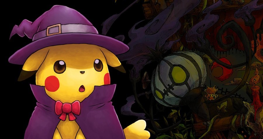 Pokémon GO evento de Halloween