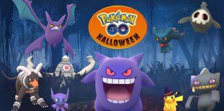 Pokémon GO Terza Generazioen Pokémon Halloween 2017