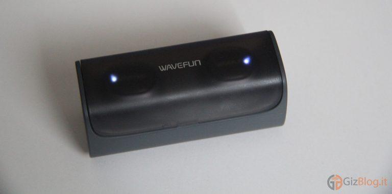 Wavefun X-Pods analisou os verdadeiros fones de ouvido sem fio