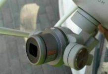 DJI Phantom 5 foto ottiche intercambiabili