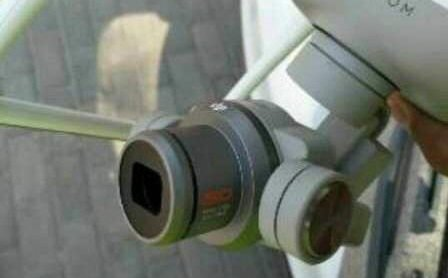 DJI Phantom 5可互换光学照片