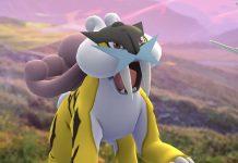 Pokémon GO Raikou Raid