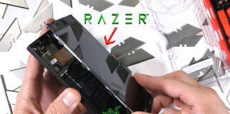 razer phone teardown