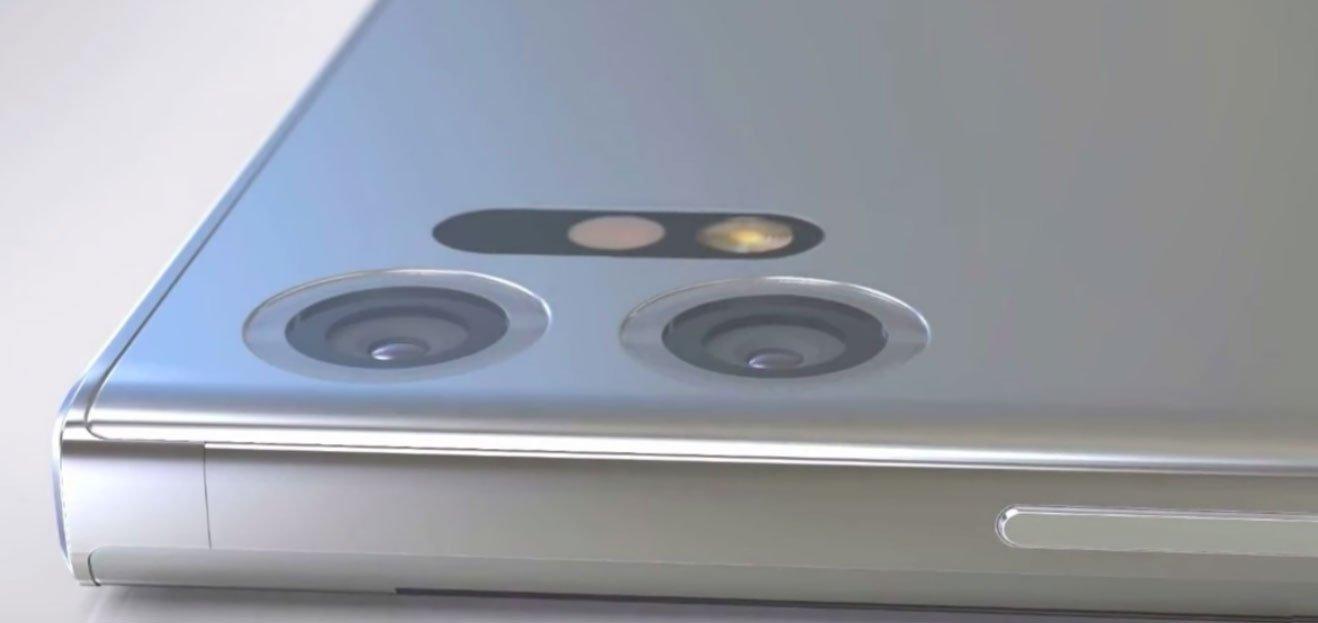 Smartphone Sony Dual Camera