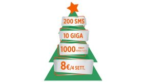 Offerta Wind Smart Xmas Limited Edition