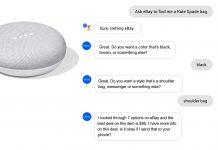 ebay google assistant