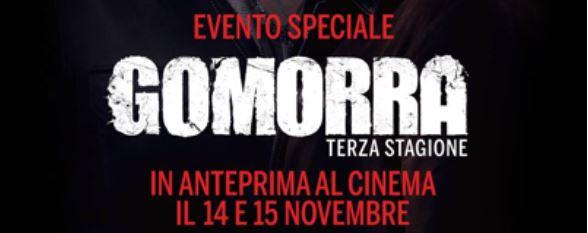 Gomorra Terza Stagione - serie TV