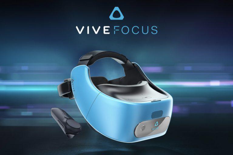 HTC Vive Focus apresenta preço de saída