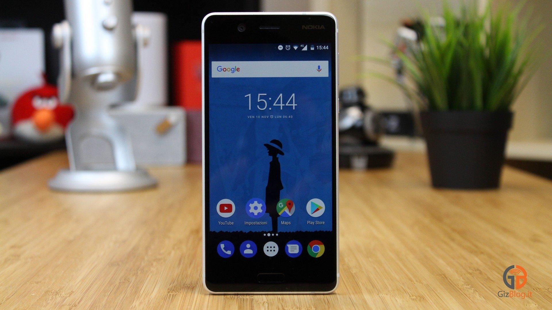 Nokia 5 recensione