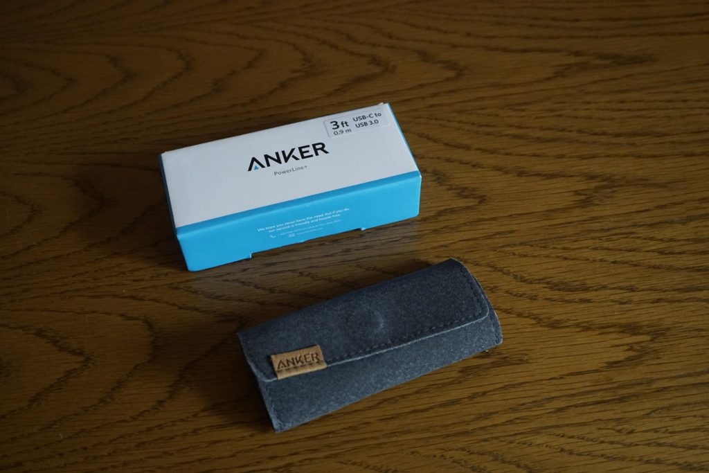 Anker USB C Cable