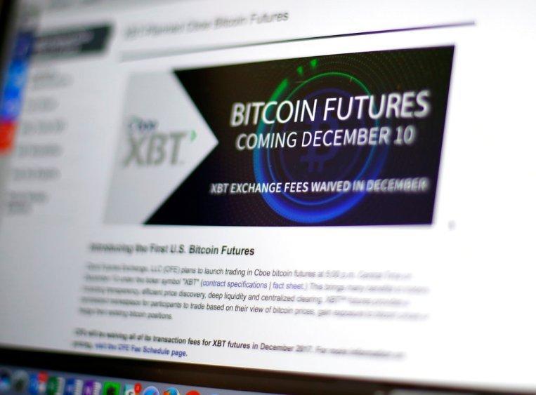 Futuros bitcoin