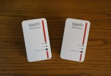Fritz!Powerline 1000E Set