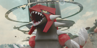 groudon pokémon go