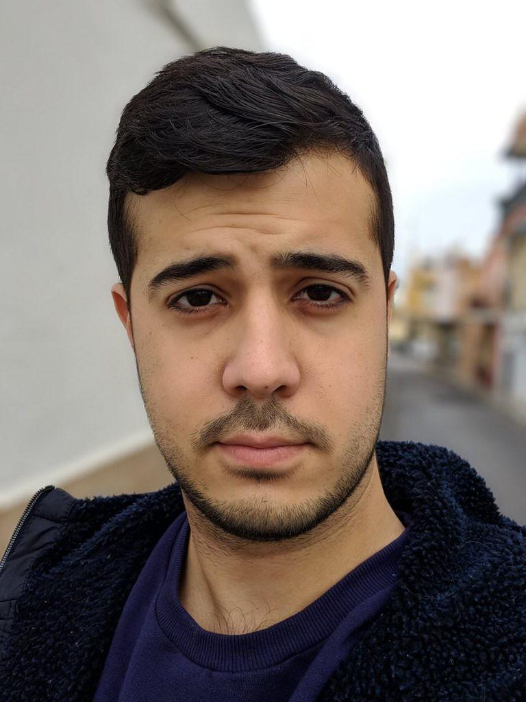 google camera hdr+ portrait