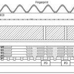 samsung brevetto lettore d'impronte display