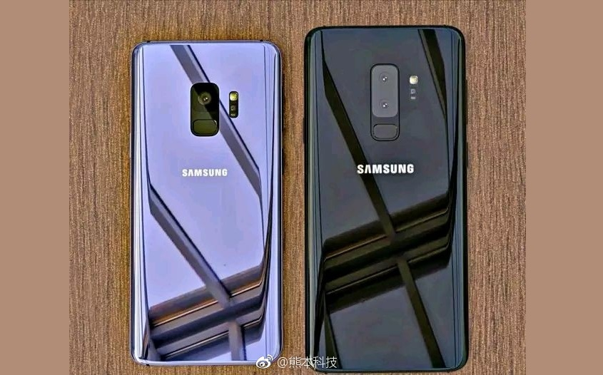samsung galaxy s9 plus foto dal vivo