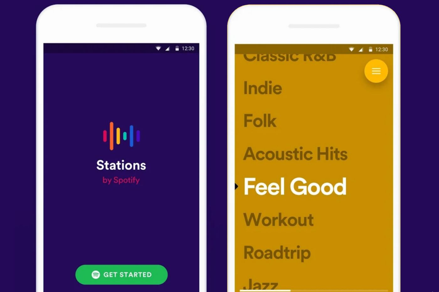 stations door spotify