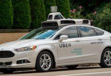 uber taxi guida autonoma
