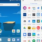 android one launcher senza root banner