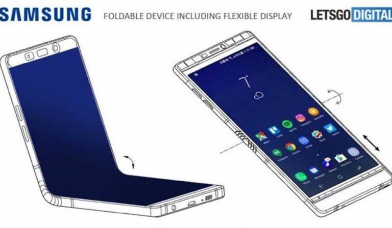 Galaxy X CES2018
