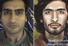 Google Arts - Kumail Nanjiani