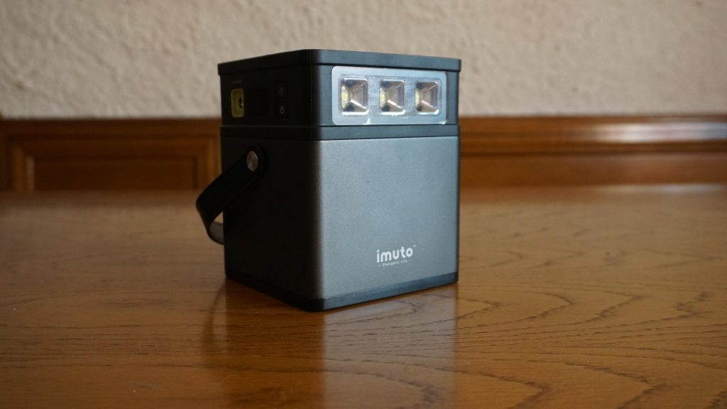 iMuto Power Station 50000mAh