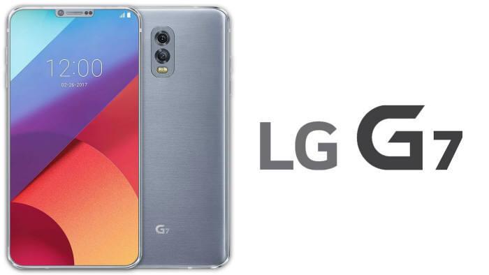 lg g7 concept render scheda tecnica data di uscita