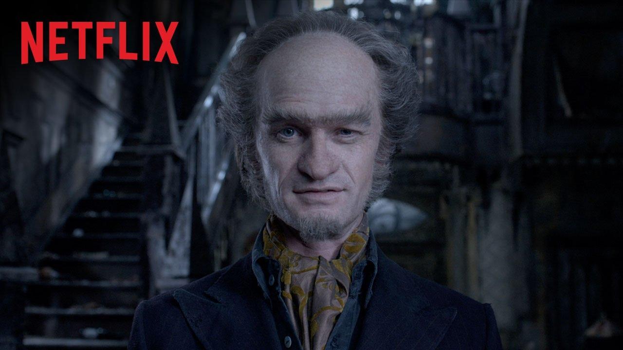 Netflix una serie de eventos desafortunados.