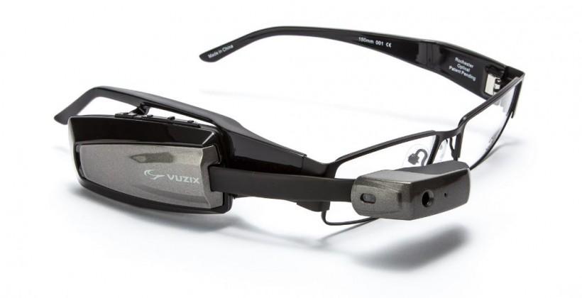 458d606c1 CES 2018: Vuzix apresenta óculos inteligentes com o Amazon Alexa