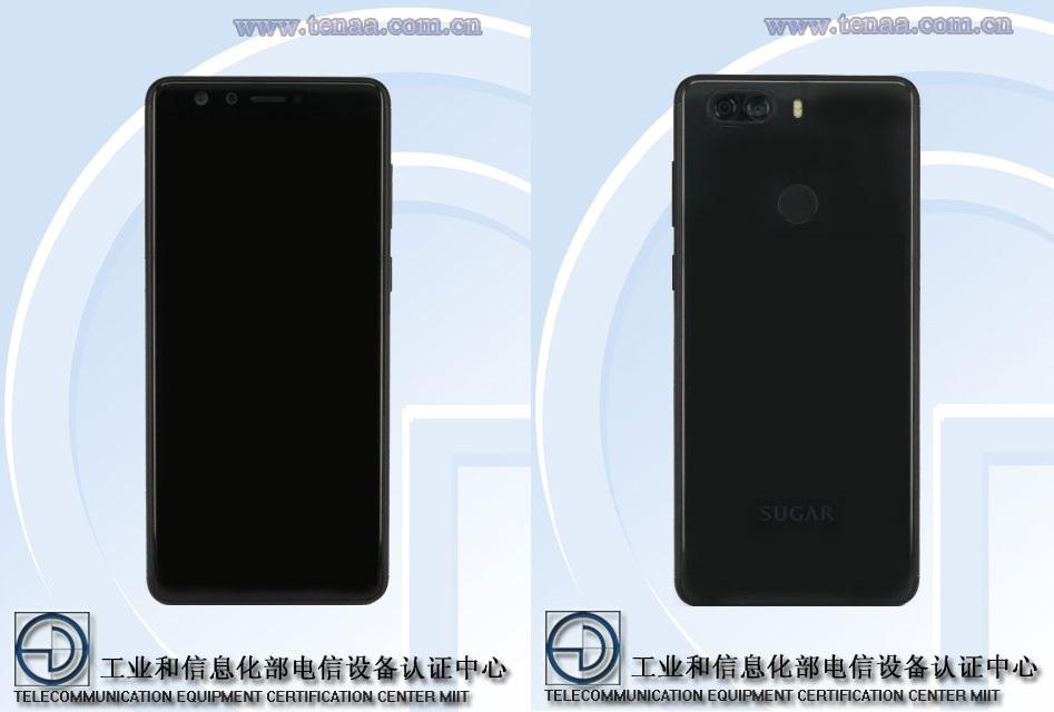 bandeira do cryptocurrency do smartphone do açúcar s11 tenaa