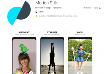 google motion stills stickers ar