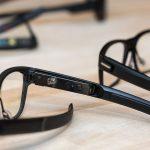 intel vault occhiali smart