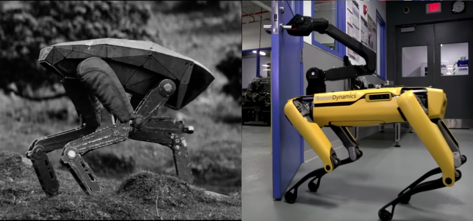 spotmini robot boston dynamics black mirror 4