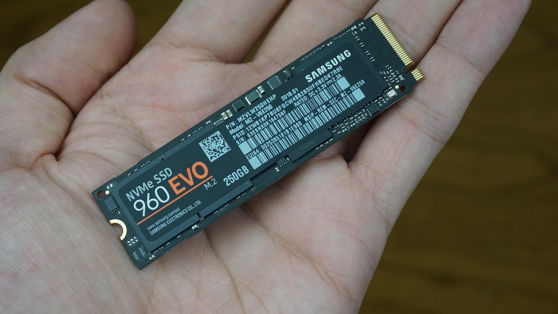 Samsung NVMe 960 EVO