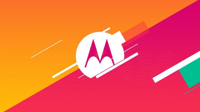 Motorola smartphone 2018