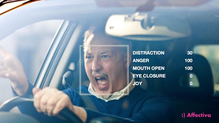 Affectiva guida autonoma