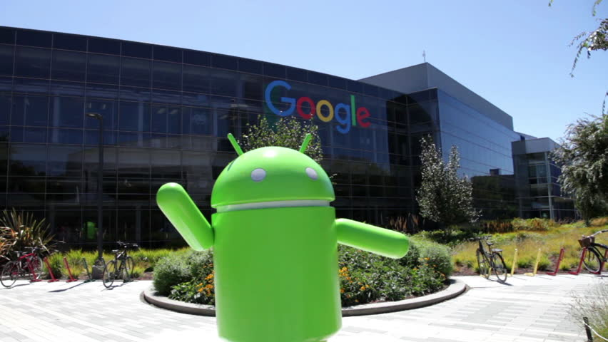 google android robot logo