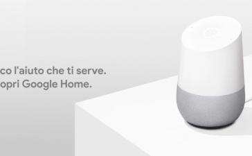Google Home Italien