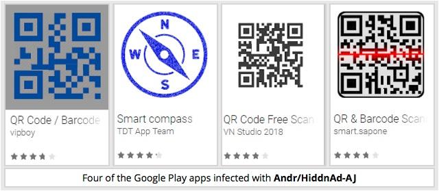 Malware App Play Store