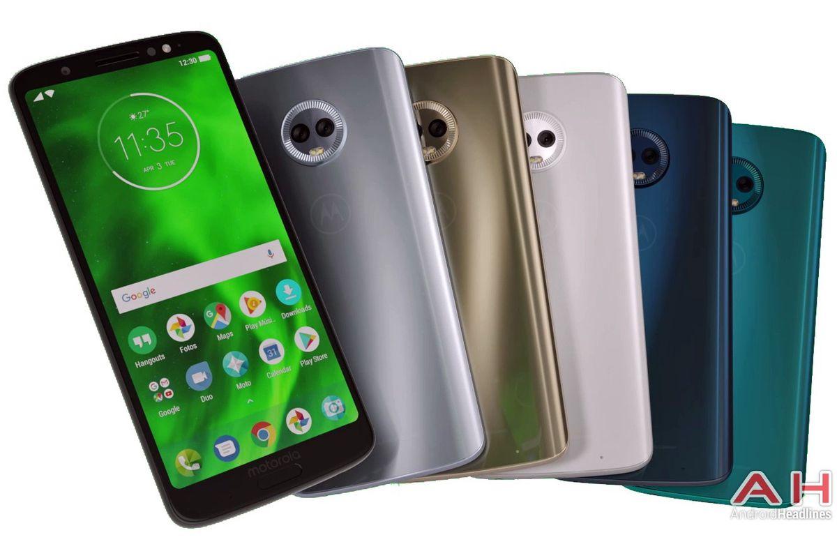 Certificación Motorola Moto G6 Plus CNN