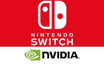 nintendo switch nvidia