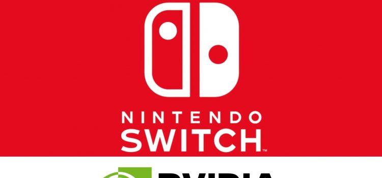 nintendo switch nvidia